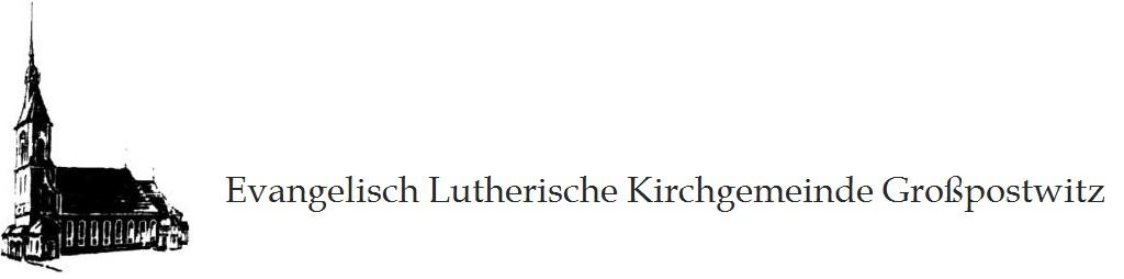 Evangelisch-Lutherische Kirchgemeinde Großpostwitz